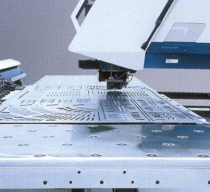 Láminas, chapas y superficies perforadas