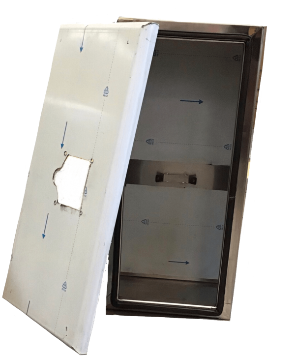 Cajón Extintor Camión Cisterna